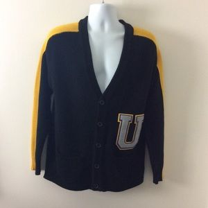 NEW Urban Outfitters Men's collegiate sweater
